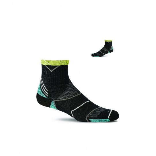 Kurze Kompression Sportsocken - Damen