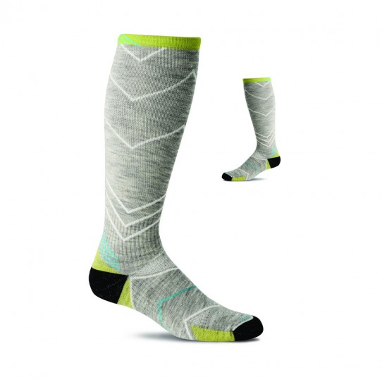 Incline Kniehohe Sportsocken - Damen